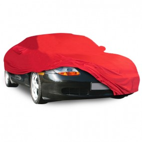 Bâche protection Porsche Boxster 986 (1997-2002) cabriolet en Jersey (Coverlux) pour garage
