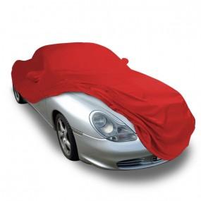 Bâche protection Porsche Boxster 986 (2003-2004) cabriolet en Jersey (Coverlux) pour garage
