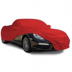 Bâche protection Porsche Boxster 987 cabriolet en Jersey (Coverlux) pour garage