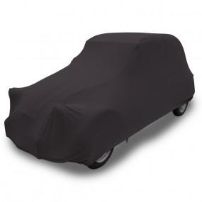 Bâche protection sur-mesure Citroën 2CV décapotable en Jersey Noir (Coverlux+) - utilisation garage