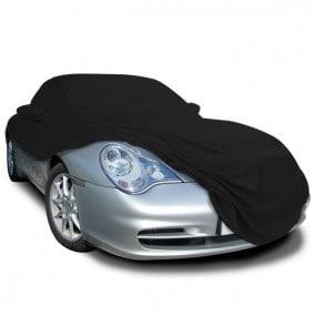 Bâche protection Porsche 996 (1999-2001) cabriolet en Jersey Noir (Coverlux) pour garage