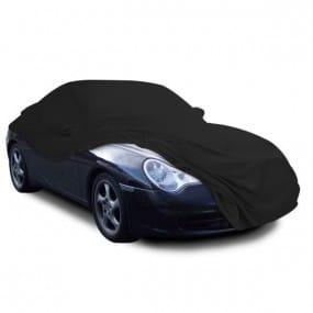 Bâche protection Porsche 996 (2002-2004) cabriolet en Jersey Noir (Coverlux) pour garage