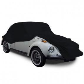 Housse protection VW Coccinelle 1200, 1300,1302, 1500 cabriolet en Jersey (Coverlux) Noir