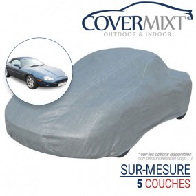 Housse protection sur-mesure Jaguar XKR (2000/2004) - Covermixt