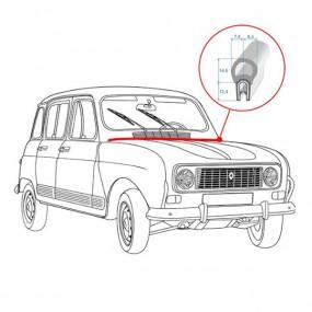Joint entre la caisse et le capot moteur pour Renault - 4L