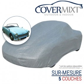 Housse protection voiture sur-mesure Austin Healey Sprite MK2 - Covermixt