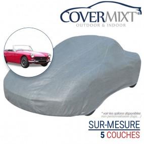 Housse protection voiture sur-mesure Austin Healey Sprite MK4 - Covermixt