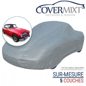 Housse protection voiture sur-mesure Austin Healey 3000 BJ8 - Covermixt