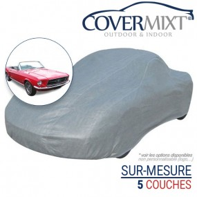 Housse protection voiture sur-mesure Ford Mustang (1967/1968) - Covermixt