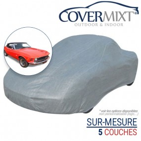 Housse protection voiture sur-mesure Ford Mustang (1969/1970) - Covermixt