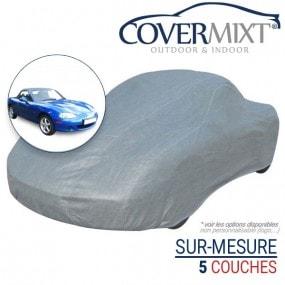 Housse protection voiture sur-mesure Mazda MX5 NB cabriolet (1999-2005) - Covermixt