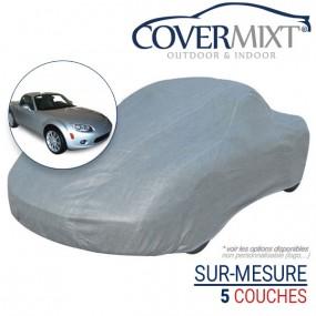 Housse protection voiture sur-mesure Mazda MX5 NC Coupé (2006-2008) - Covermixt