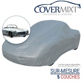 Housse protection voiture sur-mesure Mercedes 300SL (W198) cabriolet (1954/1963) - Covermixt