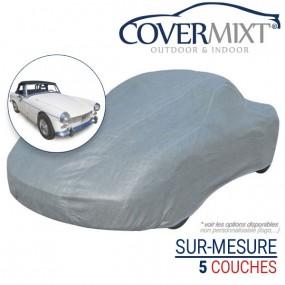 Housse protection voiture sur-mesure MG Midget MK2 cabriolet (1964/1966) - Covermixt