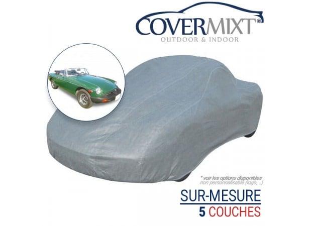 Housse protection voiture sur-mesure MG B cabriolet de 1971/1974- Covermixt