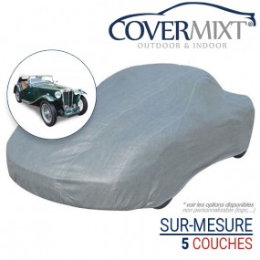 Housse protection voiture sur-mesure MG TC cabriolet (1945/1949)- Covermixt