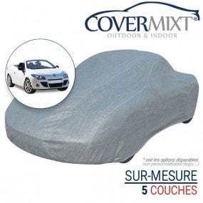 Housse protection voiture sur-mesure Renault Megane 3 CC - Covermixt
