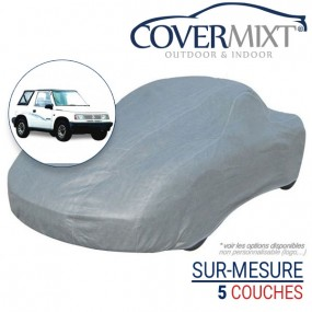 Housse protection voiture sur-mesure Suzuki Vitara MK2 - Covermixt