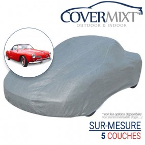 Housse protection voiture sur-mesure Karmann Ghia (1966-1967) - Covermixt