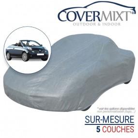 Housse protection voiture sur-mesure Nissan Micra (2005/+) - Covermixt