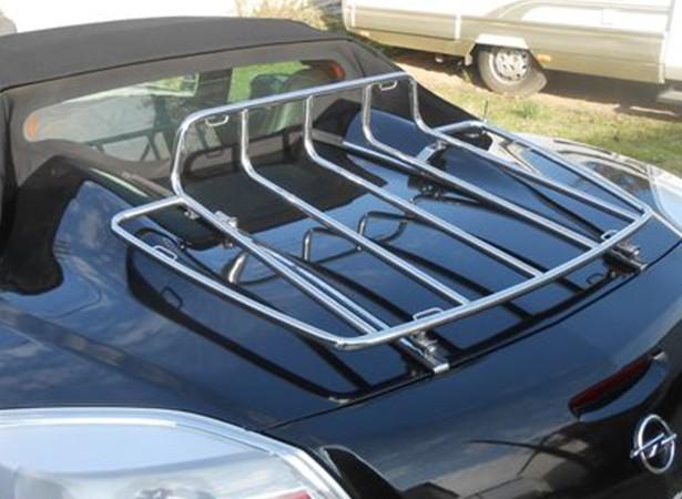 Porte-bagage sur-mesure pour Opel GT - Classic Carriers