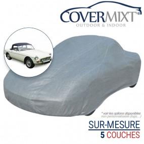 Housse protection voiture sur-mesure MG B cabriolet (1962/1963)- Covermixt