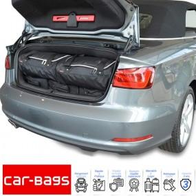 Set de bagages de voyage Car-Bags pour Audi A3 (8V) cabriolet