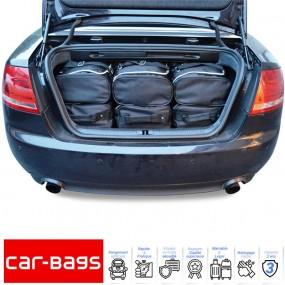 Set de bagages de voyage Car-Bags pour Audi A4 (B6&B7) cabriolet