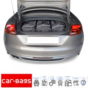 Set de bagages de voyage Car-Bags pour Audi TT (8S) cabriolet