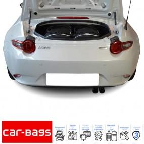 Set de bagages de voyage Car-Bags pour Mazda MX5 (ND) cabriolet