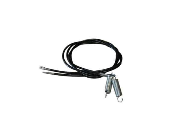 Câbles latéraux pour capote de Opel Kadett E cabriolet