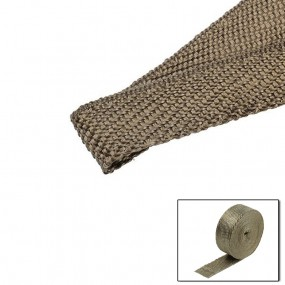 Isolant thermique pour échappement bande de 50 mm x 1 mètre