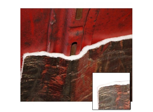 Plaque isolante en aluminium et fibre de verre - THERMO RACING