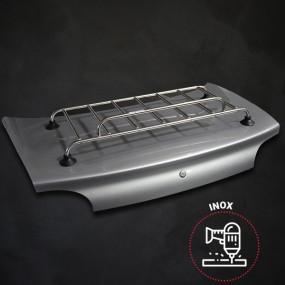 Kit porte-bagages Inox Classic Sport 7 barres percement + ventouses