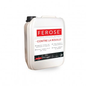 FEROSE Convertisseur de Rouille - 5L
