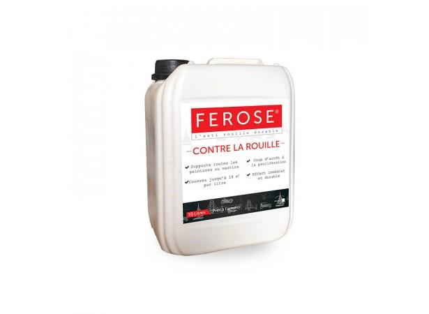 FEROSE Convertisseur de Rouille - 10L