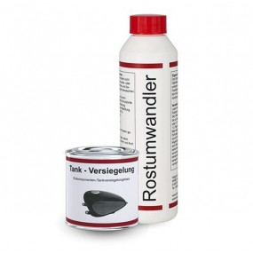 Wagner Kit de traitement pour réservoir essence 10 litres