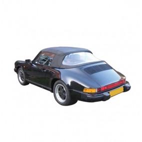 Capote Porsche 911 SC/Carrera cabriolet en Alpaga Twillfast®