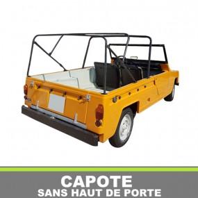 Capote sans portes Renault Rodeo 4 2eme série 1A (1974 à 1982)