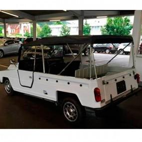 Capote sans haut de portes Renault Rodeo 4 1ère série 1A (1970 à 1974)