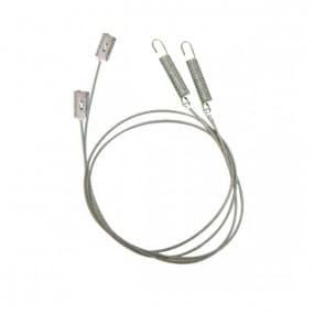 Câbles latéraux de tension pour capote de cabriolet Mazda MX5 NA