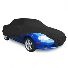 Bâche protection intérieure sur-mesure Mazda MX-5 NB en Jersey Coverlux Noir