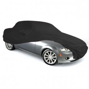 Bâche protection intérieure sur-mesure Mazda MX-5 NC en Jersey Coverlux noir