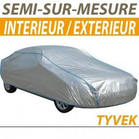 Housse protection auto extérieure/intérieure semi-sur-mesure en Tyvek®