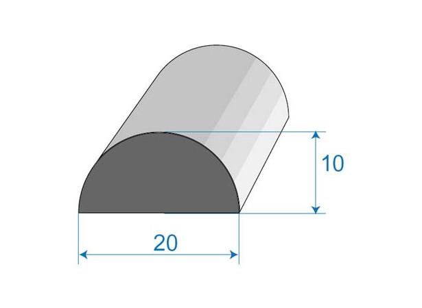 Joint hard top arrière 204/304