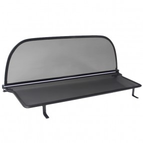 Filet coupe-vent, Windschott Chrysler PT Cruiser cabriolet armature rigide noir