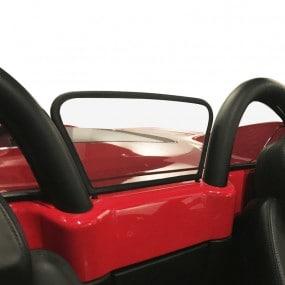 Windschott, filet saute-vent partie centrale, Ferrari 360 Spider cabriolet