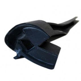 Paire de joints de montant de pare-brise pour Peugeot 204/304 cabriolet