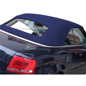 Capote Audi A4 cabriolet en Alpaga Twillfast Acoustique