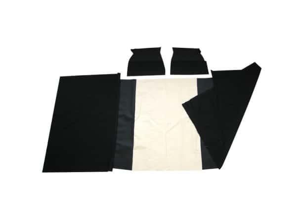 Matelassure pour capote de Karmann Ghia cabriolet